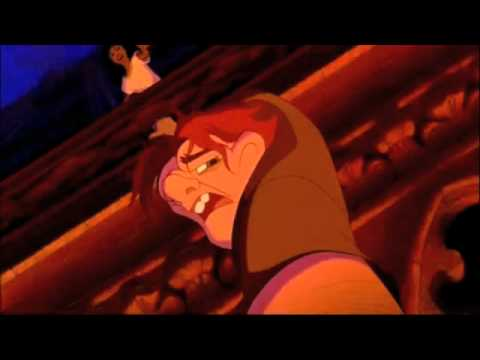 Frollo's Death - YouTube Quailman
