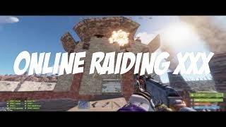 RUST Online Raiding xXx clan , Insane Profit (+PvP,Heli)