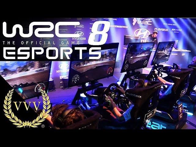 WRC Esports 2019 Report