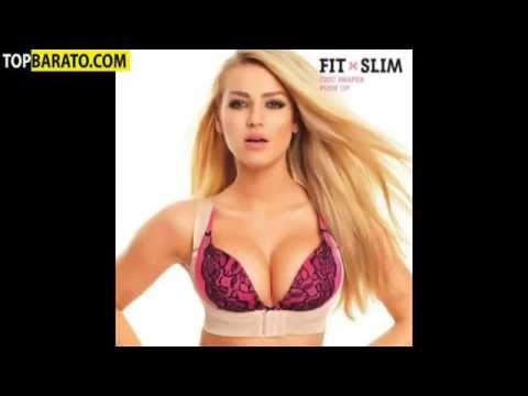 4fd5ab546a Chic Shaper Push Up Brust-Shaper Realzador de Senos - Cleavage ...