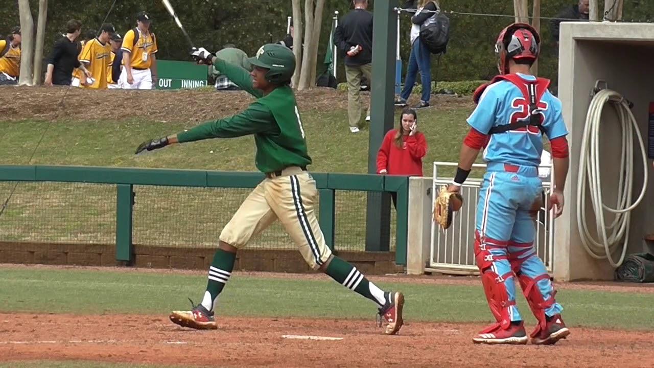 CJ Abrams (4-6-2019) at the USA Baseball NHSI (Cary, NC)