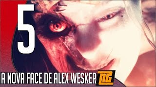 Resident Evil Revelations 2 Detonado Parte 5 - Julgamento Capítulo 3 - PT-BR [Playthrough]