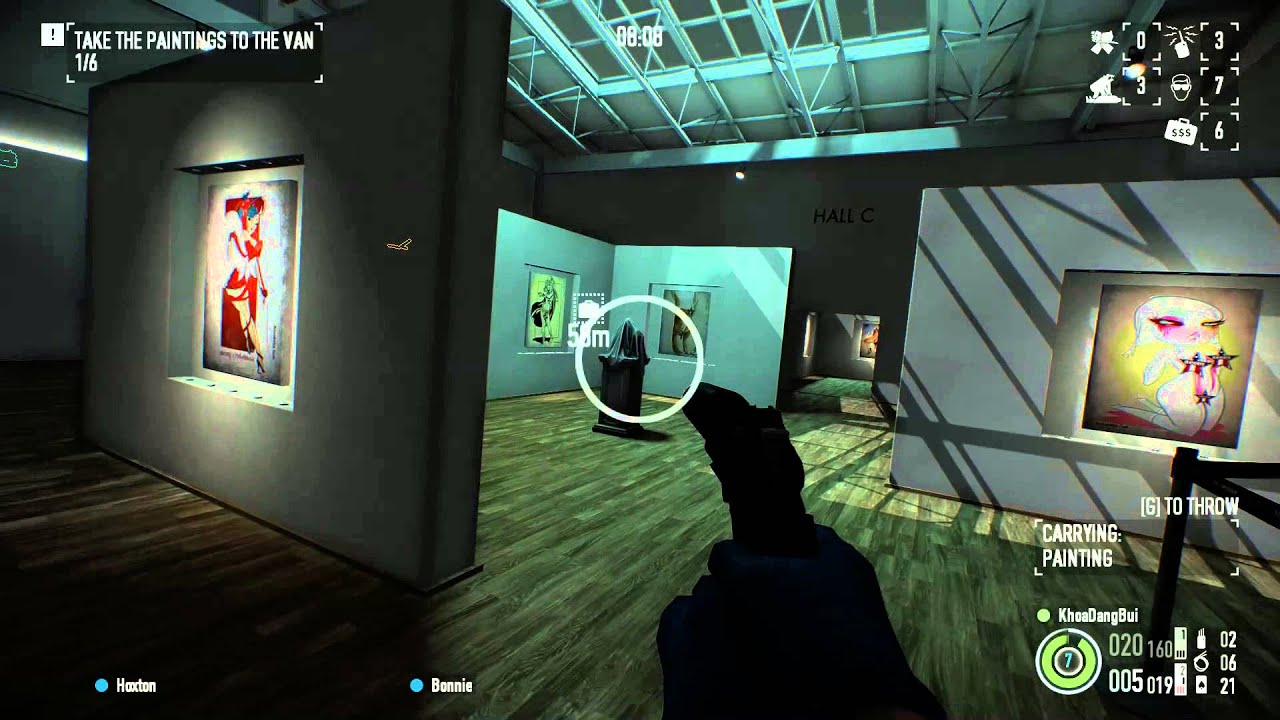 Payday 2 Art Solo Stealth Fail