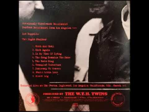 The Night Stalker - the newest partial soundboard release from