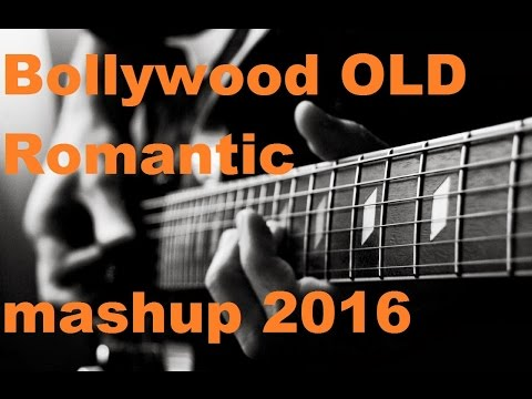 Bollywood Old ROMANTIC MASHUP LESSON 2016 CLASSIC GUITAR COVER SIMPLE CHORDS MANY SONGS