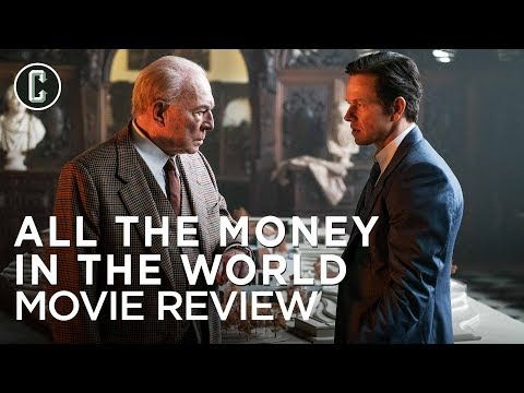 All the Money in the World Movie Review - Spacey/Plummer Swap Is Seamless