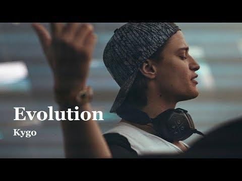 evolution of kygo songs