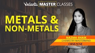 Learn Concepts of Metals & Non-Metals for CBSE Class 10 Science (Chemistry) | CBSE (NCERT) Board