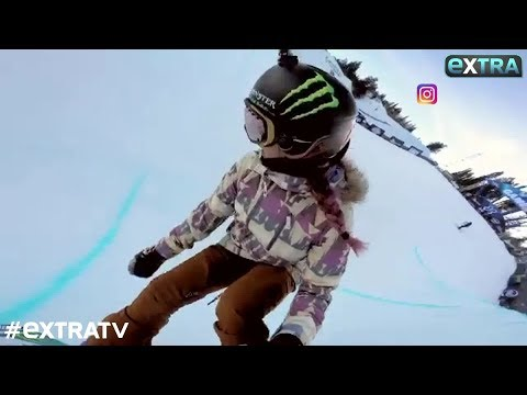 Chloe Kim Is 'Overwhelmed' by Winter Olympics Attention