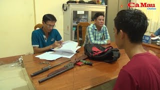 Cà Mau: Tạm giữ hai nhóm đối tượng liên quan trong vụ nổ súng tại sân gà