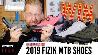 New fizik 2019 MTB Shoes | GMBN Tech Unboxing
