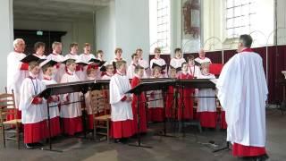Magnificat & Nunc Dimittis van Thomas A. Walmisley - Kampen Boys Choir