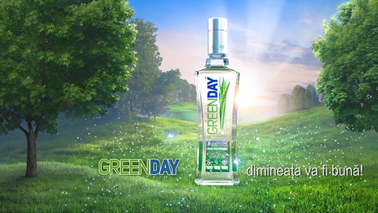 Green Day Suomi