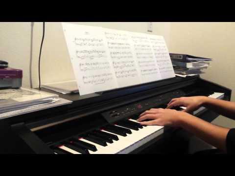Kingdom Hearts ~ Hikari Piano Cover (Simple And Clean)
