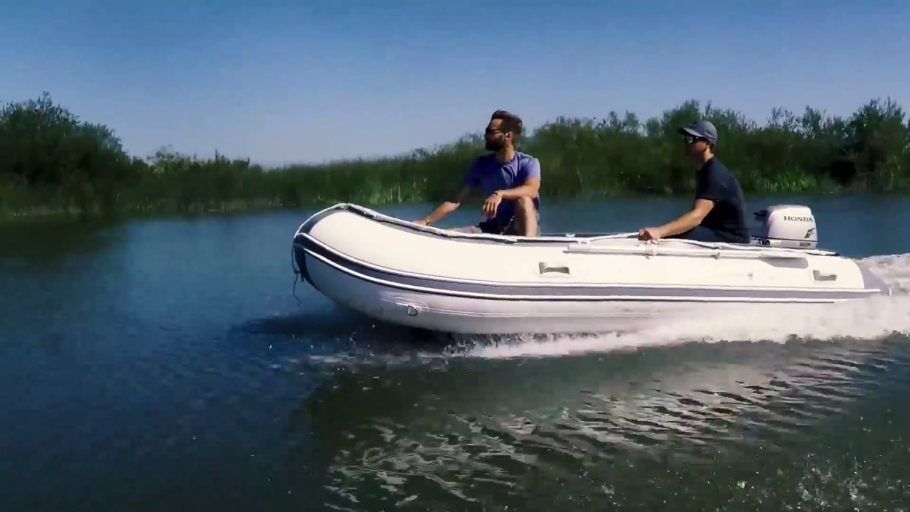 Inflatable Catalina Boat - 12ft 6in Sport Boat