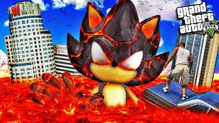 The Day LAVA SONIC Was BORN In GTA 5 (Mod)