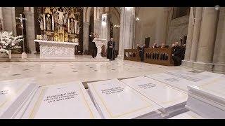 Kard  Luis Antonio Tagle | Rekolekcje dla kapłanów archidiecezji łódzkiej (1) | fragment VR360