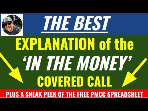 The Best 'IN THE MONEY' Covered Call Explanation