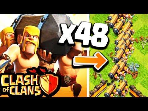 BATTLE RAM New Troop in Clash of Clans DARK ELIXIR Farming Strategy?!