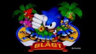 Sonic 3D Blast PC Remake - Spring Stadium Act 1