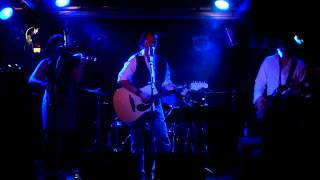 Chris Stone & The Falling Leaves - Country Death Song (live @ Viper Room, Vienna, 20130827)