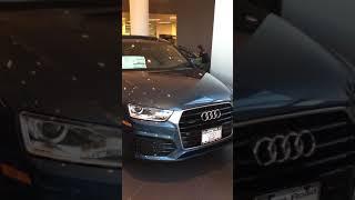 2018 Audi Q3 Utopia Blue