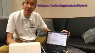 Praxistest / Testbericht Telekom Speedport Hybrid Router