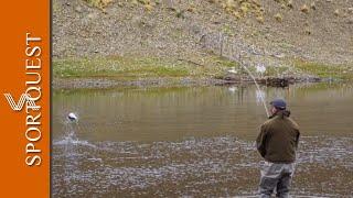 Las Buiteras Sea Trout Fishing Week 8 SQH Report