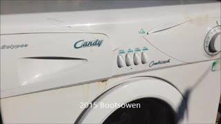 Candy CE104 Combiwash Eclypsa Tour