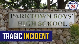 WATCH   Parktown Boys' tragedy   Pupil who drowned wanted to become a lawyer