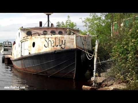 Great Lakes Commercial Fishing Ports Part 01 http://www.fishtug.com