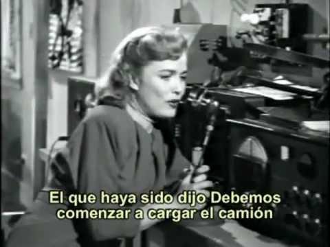 El Invasor Marciano (1950) cap 7 de 12  (sub. español)