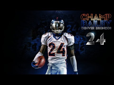 Champ Bailey Best Season In The NFL