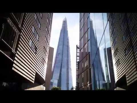 London Architecture - Beautiful Buildings 1080p