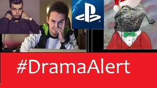 Lizard Squad Takes Down PlayStation Network #DramaAlert Syndicate trolls Nadeshot!