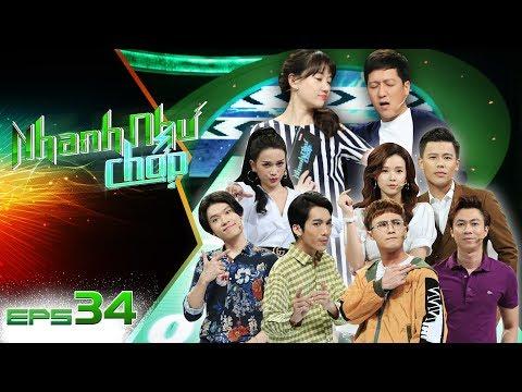 Nhanh Như Chớp | Tập 34 Full HD: Trường Giang-Hari Won Giận Đỏ Mặt Trước Màn Đấu Khẩu Với người chơi