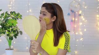 3 Days Challenge : Skin brightening Summer Skincare For Bright, Glowing Skin