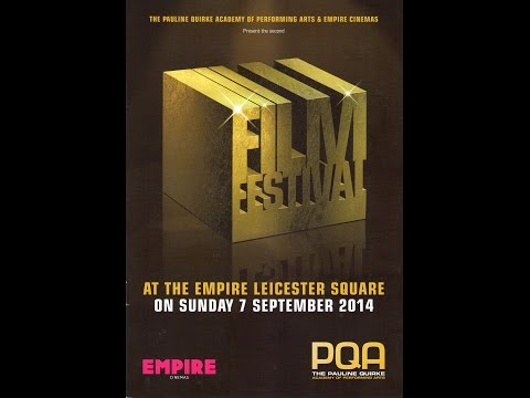 PQA RED Group Film Festival @Empire Cinema imax London 2014 Coventry 'Pass It On'