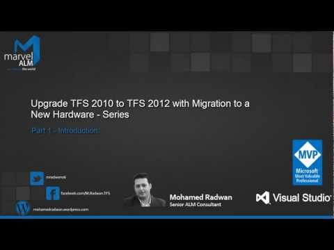Upgrade Team Foundation Server With Migration To A New Hardware -Part 1-Introduction