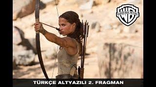 Tomb Raider Türkçe Altyazılı 2. Fragman