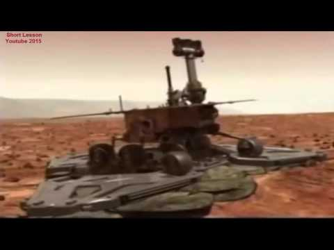 The Mars - short lesson