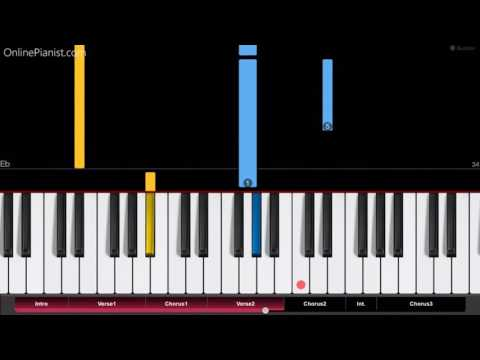 Shania Twain - You're Still the One - EASY Piano Tutorial - How to play You're Still the One