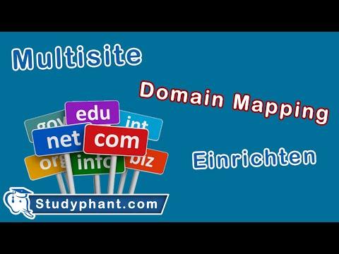 Domain Mapping auf der Wordpress Multisite einrichten | studyphant.com