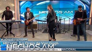 """La Oreja de Van Gogh presentó su nuevo sencillo """"Verano"""""""