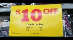 $5 Comforter Sets @Family Dollar $5off$25 Hot🔥 Couponing  Deals🤑 and Steals👮♂️plus more FREE.