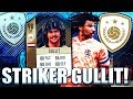 STRIKER ICON GULLIT 90!! COMPLETE STRIKER! FIFA 18 ULTIMATE TEAM