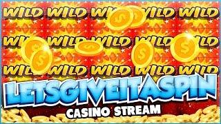 LIVE CASINO GAMES - Last stream until Sunday