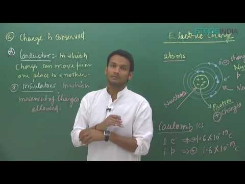 Electrostatic video Lectures of physics for IIT-JEE Main & Advanced by NKC Sir