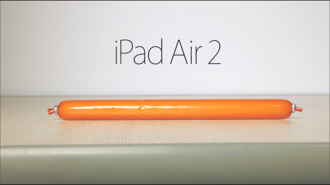 how to make video on ipad air