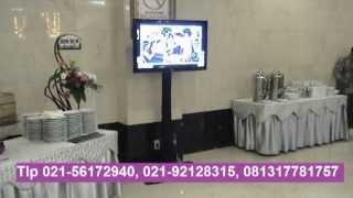 Penyewaan Standing Tv Plasma Rental Standing Floor Lcd Tv Sewa Stand Bracket Led Televisi